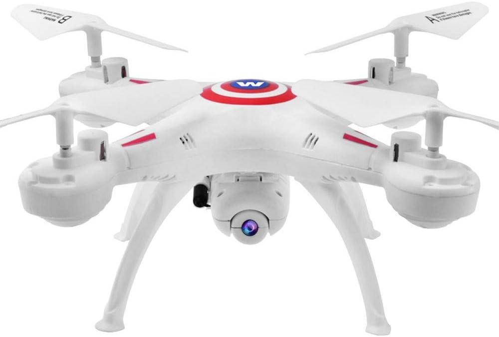 Ycco Drone Modo sin cabeza Enrutamiento personalizado Sensor de gravedad Led Light App Control Wifi Transmisión en tiempo real 500 W Cámara HD Presión de aire blanco Juguete para niños Regalos para ad