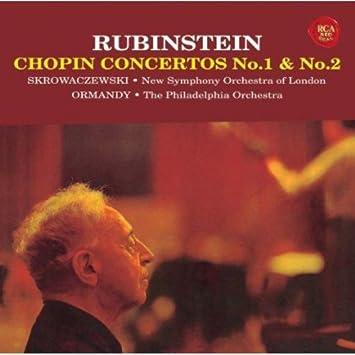 ショパン:ピアノ協奏曲第1番&第2番 [Blu-spec CD2]