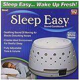 Sleep Easy Sound Conditioner, White Noise Machine, New