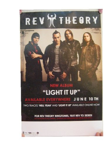 Rev Theory Poster Light It Up The