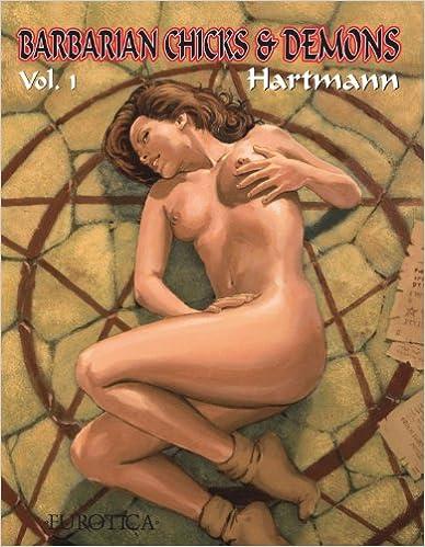 Barbarian Chicks & Demons Vol. 1 (v. 1)