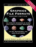 Encyclopedia of Graphics File Formats : The Complete Reference on CD-ROM with Links to Internet Resources, Murray, James D. and VanRyper, William, 1565921615
