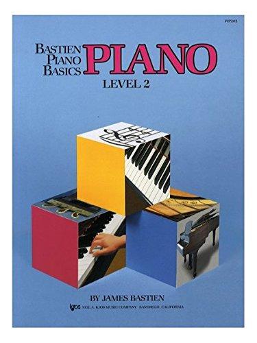 WP202 - Bastien Piano Basics - Piano - Level 2 ()