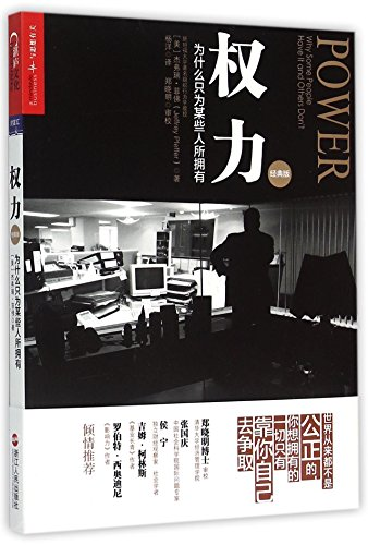 Power:why Some People Have It and Others Don't (Chinese Edition)