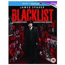 Blacklist, the - Season 01 / Blacklist, the - Season 02 / Blacklist, the - Season 03 - Set
