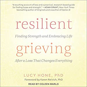 Resilient Grieving Audiobook