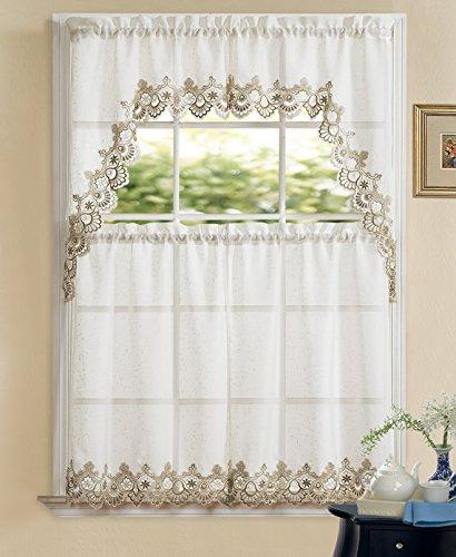 Autumn Kitchen Curtains: Amazon.com