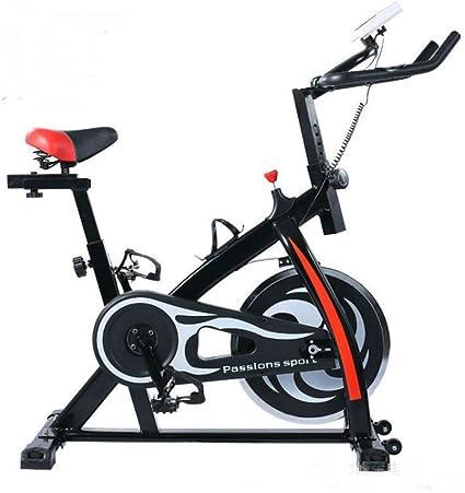 F-spinbike Spinning Bicicleta De Pedales Ultra Silencioso Inicio De Bicicleta De Ejercicios Gym Equipment Bicicletas 8Kg Volante De Carga Máxima 150 Kg Capacidad: Amazon.es: Deportes y aire libre