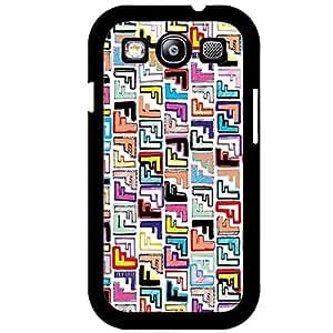 Hot Fendi Logo Phone Case Cover For Samsung Galaxy S3 i9300 Fendi Cool Design