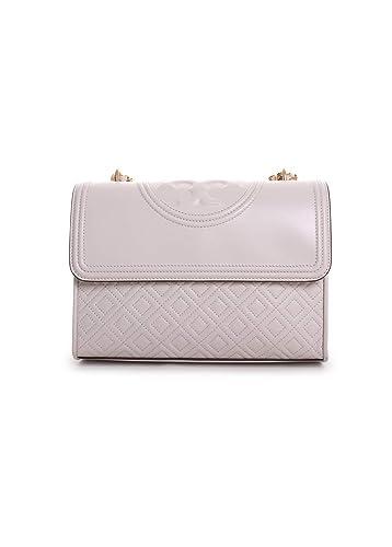 895fc2a316e Amazon.com  Tory Burch Fleming Convertible Leather Shoulder Bag ...