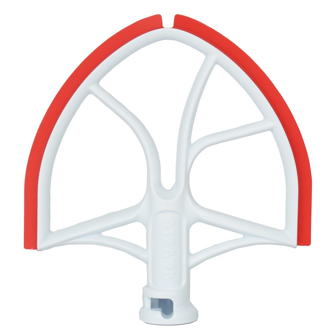 Flat Beater Blade,Attachments/Accessory for KitchenAid 6-Quart Bowl Lift Mixer, Flex Edge Beater with Flex Edge Bowl Scraper