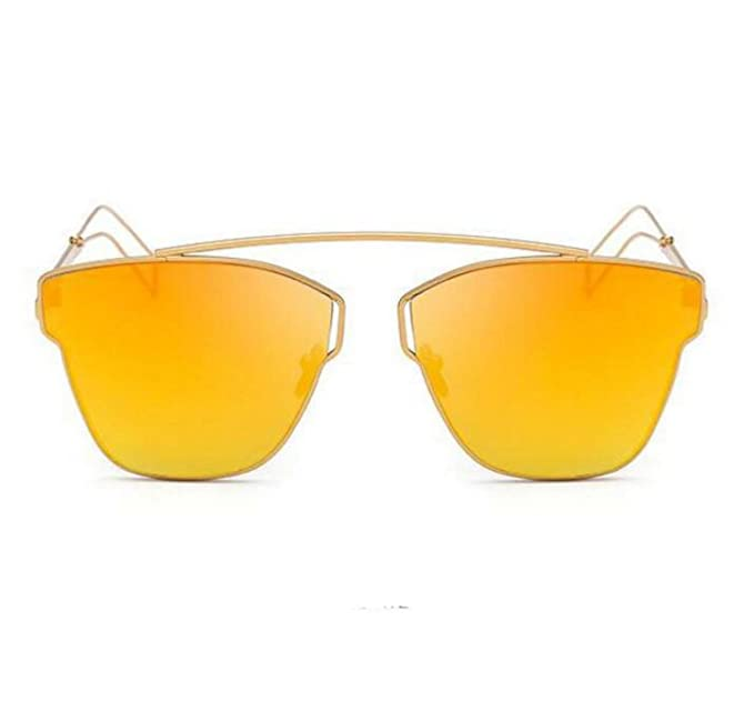Die Neuen Frauen Persönlichkeit Metall Explosion Modelle Sonnenbrillen,A1