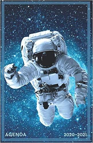 Agenda 2020 2021 Cosmos Cosmonaute Astronaute Agenda Scolaire Journalier De Septembre 2020 A Aout 2021 Pour College Lycee Universite Amazon Fr Feux De Lux Agendas Livres