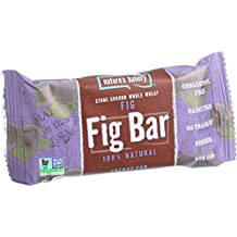 Natures Bakery Stone Ground Whole Wheat Fig Bar - Original Fig - 2 oz - Case of 12
