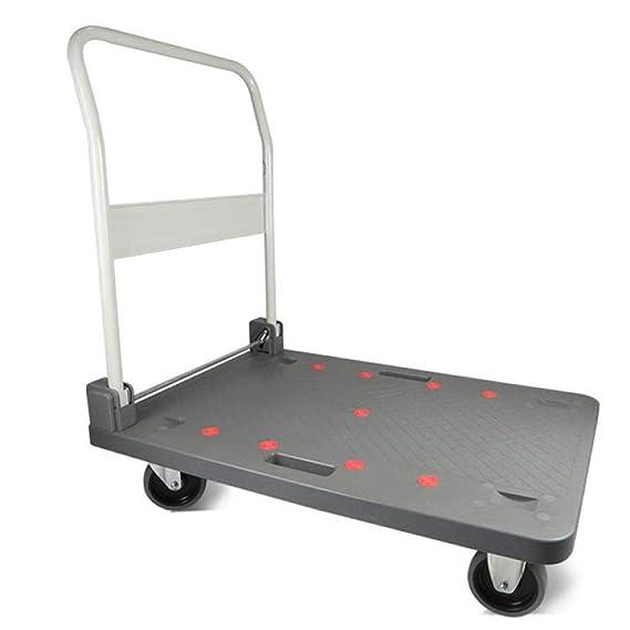 Carrito de herramientas plegable para coche, con ruedas plegables ...