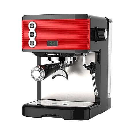 xiuyun Máquina de café Pequeño Semiautomático Concentrado Fresco Tipo Vapor Filtro de bocina Puede controlar el
