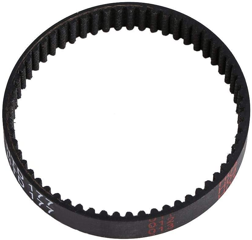 Delaman Toothed Planer Drive Belt Rubber Compatible with Black Decker KW715 KW713 BD713 177 9mm