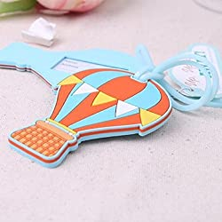 "Wedding/Special Occasion ""Hot Air Balloon"" Luggage Tag/Favors"