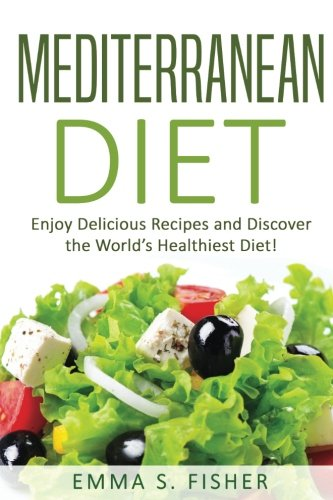 Mediterranean Diet Delicious Discover Healthiest product image