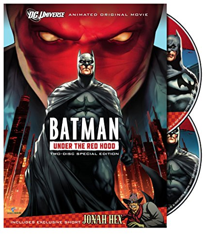 DVD : Batman: Under the Red Hood (Special Edition, Eco Amaray Case, 2 Disc)