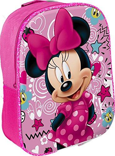 design senza tempo d2f9d 625c9 Star Licensing Disney Minnie Zainetto Piccolo Zainetto per bambini,  Multicolore