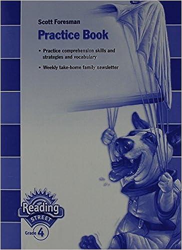 Reading 2007 practice book grade 4 scott foresman 9780328145218 reading 2007 practice book grade 4 by scott foresman fandeluxe Images