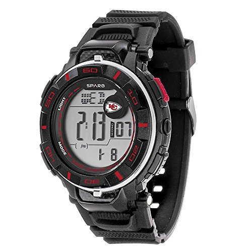 Gifts Watches NFL Kansas City Chiefs Power Watch by Rico Industries - Kansas Wrist Watch