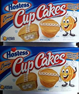product image for Hostess Orange Cupcakes 8 Count Pack of 2