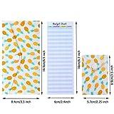 Elcoho 12 Pack Cash Budget Envelopes System
