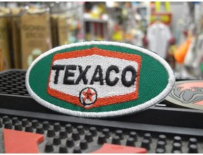 TEXACO レーシング ワッペン テキサコ 世田谷ベース アメリカ雑貨 アメリカン雑貨