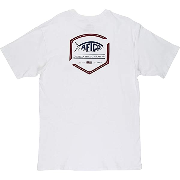 AFTCO Tall Tail SS Technical T-Shirts