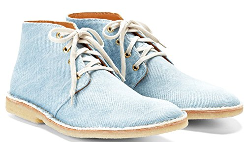 Marc Jacobs Denim Chukka Boots (10 US/9 UK/43 - By Uk Marc Marc Jacobs