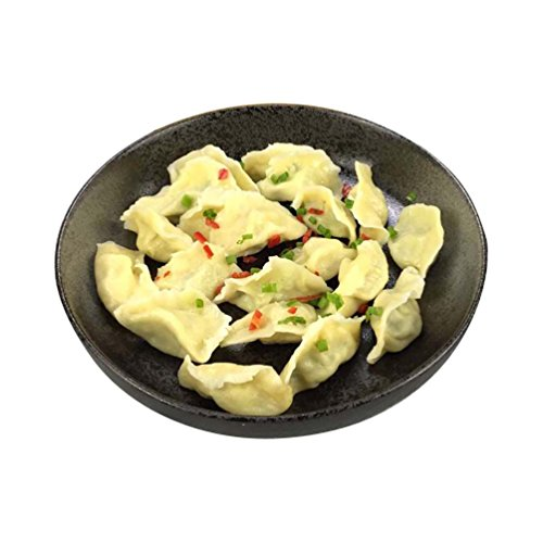 WaWei Bowl Hotel Tableware Household Steamed Fish Plate Ceramic Plate Dish Dumpling Dish Salad Plate