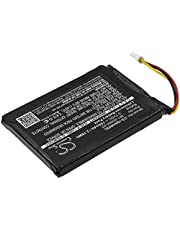 Battery Compatible with Garmin 361-00056-05, 361-00056-11 2689LMT 6-inch, Nuvi 2689LMT, Nuvi 40, Nuvi 40LM, Nuvi 52, Nuvi 52LM, Nuvi 56LMT, Nuvi 66LM, Nuvi 68LMT