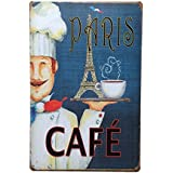 Imported COFFEE Metal Tin Sign Art Poster Home Cafe Bar Pub Vintage Plaque Decor 11