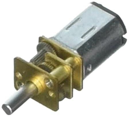 GA12-N20 DC 12V 1000RPM High Torque Speed Reducer Toy Car Gear Motor