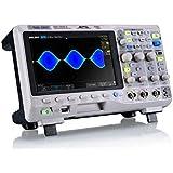 Siglent Technologies SDS1102X LCD Oscilloscope numérique 100 MHz