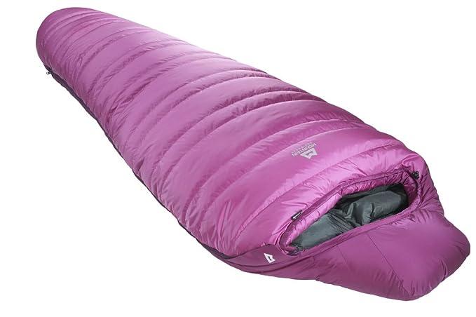Mountain Equipment Glacier 750 - Saco de dormir para mujer rosa magenta Talla:RZ: Amazon.es: Ropa y accesorios