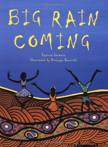 Library Book: Big Rain Coming (Rise and Shine) by National Geographic School Pub