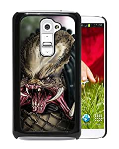 Beautiful And Unique Designed With Predator Creature Dangerous Drawing Art Fantasy For LG G2 Phone Case