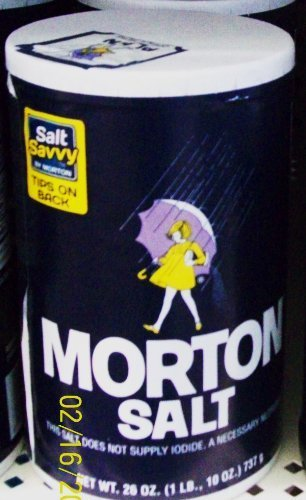 MORTON SALT REG by Morton Salt by Morton Salt