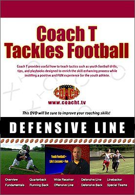 Youth Defensive Line Drills - 1