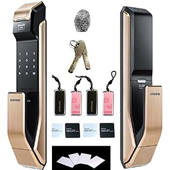 Amazon Com Fingerprint Amp Push Pull Innovation Samsung