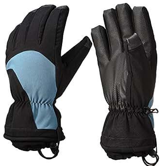 Amazon.com : Waterproof Ski Gloves, TopElek Snow Skiing