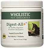 Wholistic Pet Organics Digest-All Plus Supplement, 4 oz