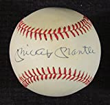 Mickey Mantle Signed Auto Autograph Rawlings Baseball PSA/DNA AE05013