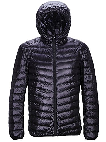 Down Puffer Jacket Coat - 1