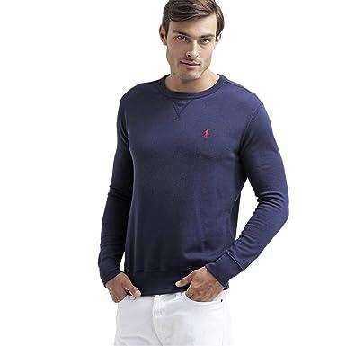 Ralph Lauren Sweatshirt Slim Fit pour Homme  Amazon.fr  Vêtements et  accessoires ca8167d70b2