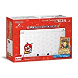 Nintendo 3DS LL Console Yokai Watch Ziba Nyan pack (Benefits: DCD Yokai watch friends excited Prices limited card ''Gorunyan'' included) (Japan Import)