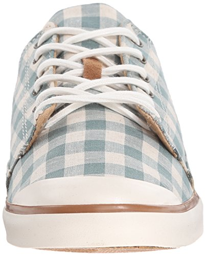 Fashion Women's Girls White Reef Walled Sneaker w7Cna